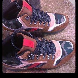 polo camo boots